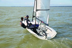 Helming to win: spotting wind shifts